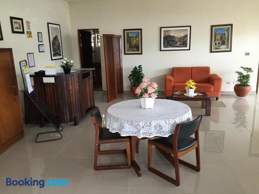 Hotel Residencial Itaicy - Iguape - Dining room