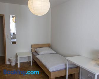 Pension Wesertal - Porta Westfalica - Bedroom