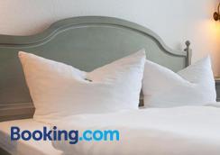 Hotel Stranddistel Rügen - Gohren - Bedroom