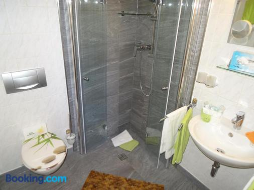 Pension Und Apartment Landhaus Fricke - Calden - Bathroom