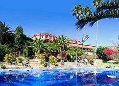 Hotel Victoria Oaxaca - Oaxaca - Pool