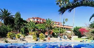 Hotel Victoria Oaxaca - Oaxaca de Juárez - Piscina