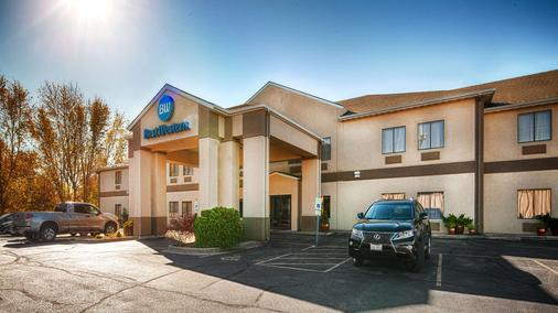 Best Western Clearlake Plaza - Springfield - Building