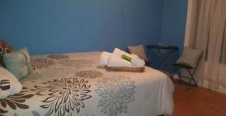 Oyo Bed & Breakfast - ברוקלין - חדר שינה