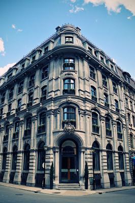 Hotel Gault - Montreal - Building