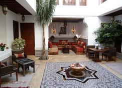 里亞德萬歲酒店 - 馬拉喀什 - 馬拉喀什 - 臥室