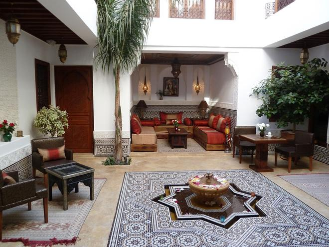 Riad Viva - Marrakech - Patio