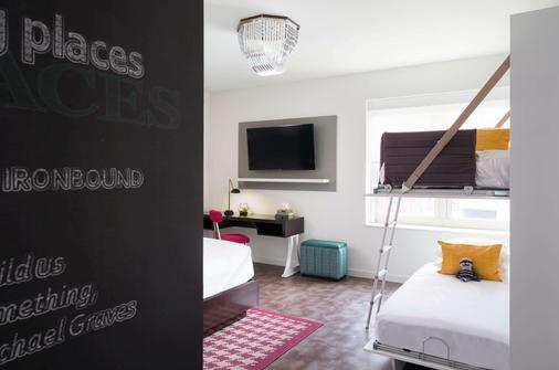Tryp By Wyndham Newark Downtown - Newark - Bedroom