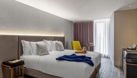 Hotel Moon & Sun Braga - Braga - Phòng ngủ