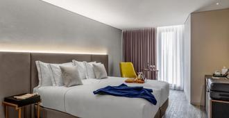 Hotel Moon & Sun Braga - בראגה - חדר שינה