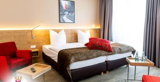Maingau Hotel - פרנקפורט אם מיין - חדר שינה