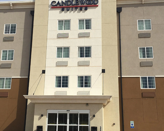 Candlewood Suites Woodward - Woodward - Building