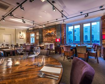 The White Hart Hotel - Boston - Restaurace