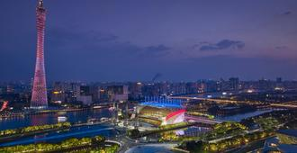 The Ritz-Carlton Guangzhou - Cantón - Vista del exterior