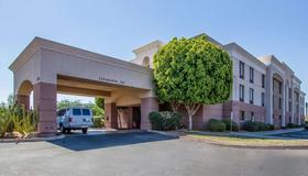 Comfort Inn I-10 West at 51st Ave - Phoenix - Edificio