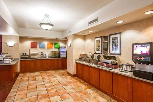Comfort Inn I-10 West at 51st Ave - Phoenix - Buffet