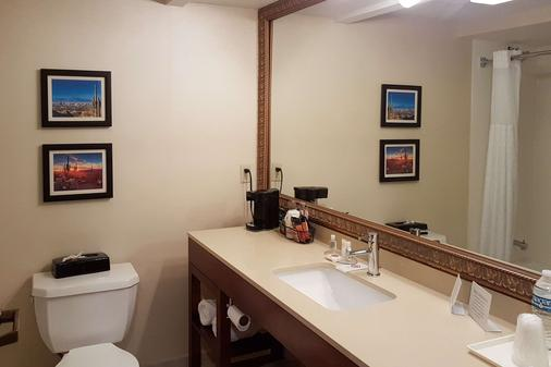 Comfort Inn I-10 West at 51st Ave - Phoenix - Kylpyhuone