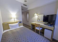 Court Hotel Mito - Mito - Habitación