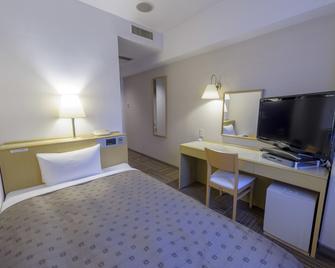 Court Hotel Mito - Mito - Ložnice