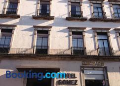 Hotel Gomez de Celaya - Celaya - Edificio