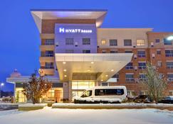 Hyatt House Chicago - Warrenville - Warrenville - Building