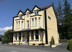 Bron Rhiw Guest House - Criccieth - Building