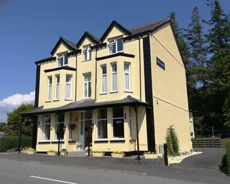 Bron Rhiw - Criccieth - Building