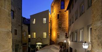 Brunelleschi Hotel - Firenze - Vista esterna