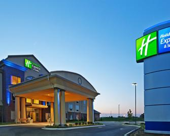 Holiday Inn Express Hotel & Suites Okmulgee - Okmulgee - Building