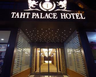 Taht Palace Hotel - Van - Gebäude