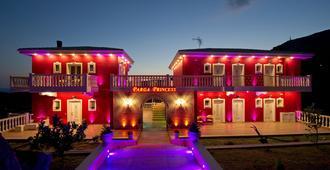 Hotel Parga Princess - Párga - Rakennus