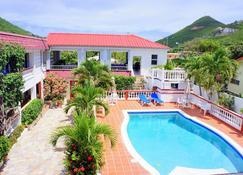 L'Esperance Hotel - Little Bay - Pool