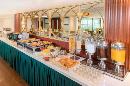 Silka Far East Hotel - Hongkong - Buffet