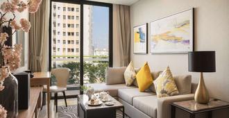 Oakwood Residence Saigon - Ho Chi Minh City - Living room