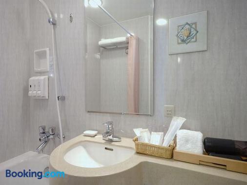 The Crest Hotel Kashiwa (Imperial Hotel Group) - Kashiwa - Bathroom