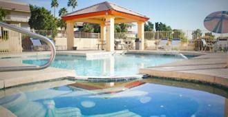 Budget Inn - Phoenix - Pool
