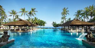 Intercontinental Bali Resort - South Kuta - Trappor