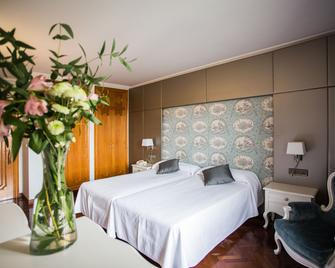 Hotel II Virrey Palafox - El Burgo de Osma - Slaapkamer