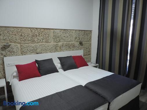 Hotel Junquera - Vigo - Bedroom