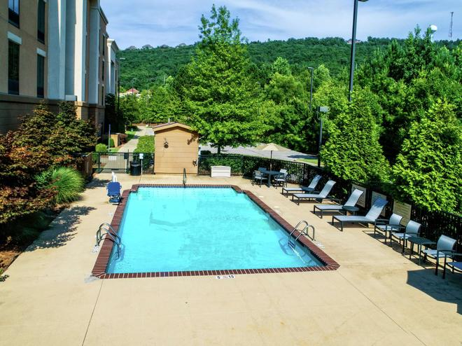 Hampton Inn & Suites Birmingham/280 East-Eagle Point, AL - Birmingham - Pool