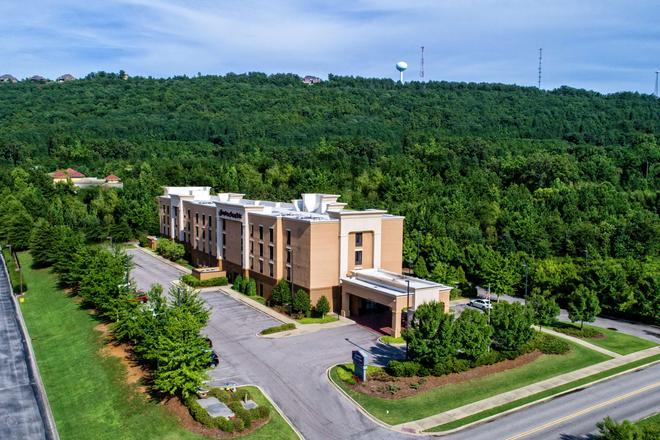 Hampton Inn & Suites Birmingham/280 East-Eagle Point, AL - Birmingham - Building