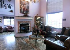 Quality Inn - Thermopolis - Lobby
