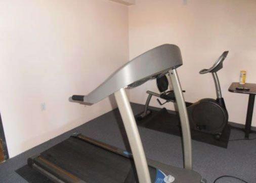 Quality Inn - Thermopolis - Gym