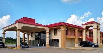 Econo Lodge Inn & Suites West - Energy Corridor - Houston - Building