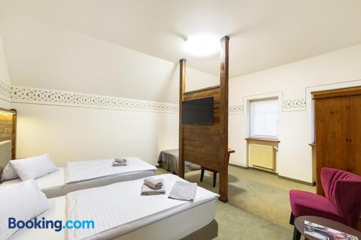 Hotel U Simla - Carlsbad - Bedroom