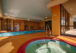 Best Western Knoxville Suites - Downtown - Knoxville - Uima-allas