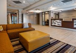 Best Western Knoxville Suites - Downtown - Knoxville - Lobby