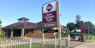 Best Western Plus All Settlers Motor Inn - Tamworth - Edificio