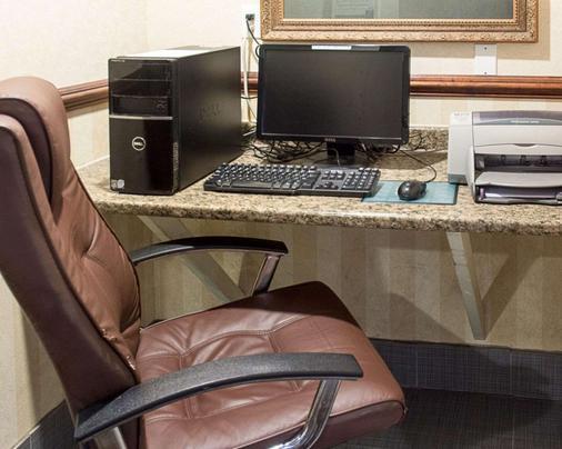 Quality Inn & Suites Quantico - Stafford - Business centre