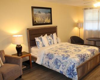 Shenstone Motor Inn & Restaurant - South Bruce Peninsula - Bedroom